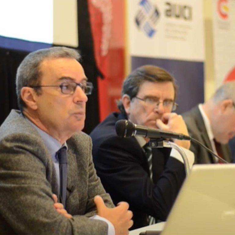 Conferencia «América Latina y la nueva Agenda de Desarrollo»
